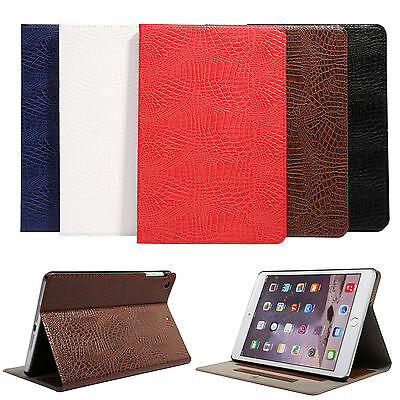 Stand Smart Magnetic Leather Case Cover For Apple Ipad 2 3 4 Air Mini