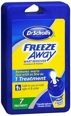 Dr. Scholl's Freeze Away Wart Remover 7 Each