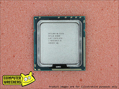 Intel Xeon Quad Core E5530 2.40Ghz Slbf7 8M Cache Server Cpu Socket Lga1366