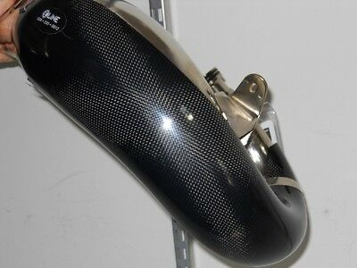 Moose Racing By Eline Pipe Guard Fits FMF Pipes For KTM 150 SX XC 09-10