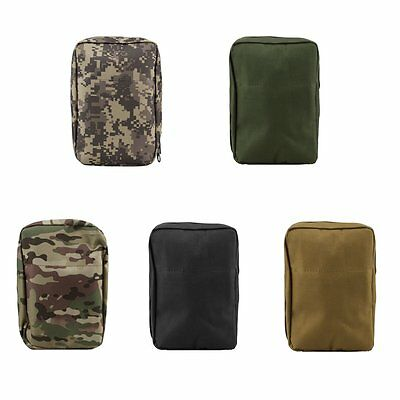 Outdoor Sports Military Tactical Waist Pack Pouch Camping Hiking Trekking Bags