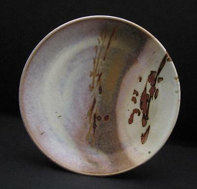 Stunning Signed Greg Daly Contemporary Australian Pottery Plate Gallery Quality