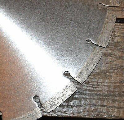 7 inch X 12 mm DIAMOND SAW BLADE GENERAL PURPOSE CONCRETE  NEW
