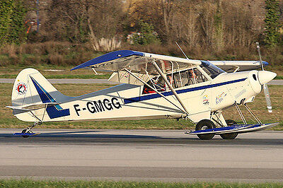 Large Scale CHRISTEN HUSKY scratch build R/c Plane Plans 79 in. wing span