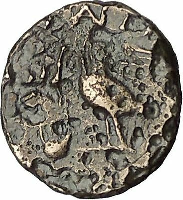 KLAZOMENAI in IONIA 380BC Apollo Swan Lyre Authentic Ancient Greek Coin i52019