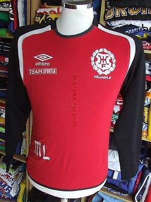 Training Issue Trikot Häljarps IF Umbro Schweden Sweden Jersey Maglia Shirt