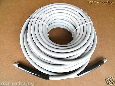 "High Quality 4000 PSI Pressure Washer Hose 3/8"" 100ft"