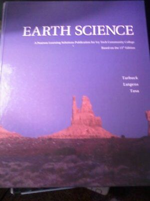 Earth Science by Tarbuck