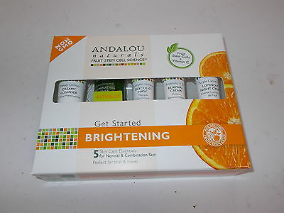 ANDALOU NATURALS Brightening Get Started 5 Minis