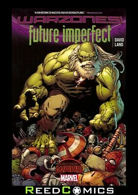 FUTURE IMPERFECT WARZONES GRAPHIC NOVEL New Paperback Collects Issues #1-5