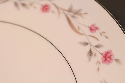 Empress China Japan Rambling Rose 1213 Dinner Plate