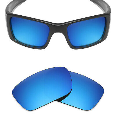 7ddcd691a8 Mryok Polarized Replacement Lenses for-Oakley Fuel Cell Sunglasses Ice Blue