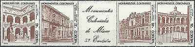 Timbres Mexique 1140/3 ** lot 9376