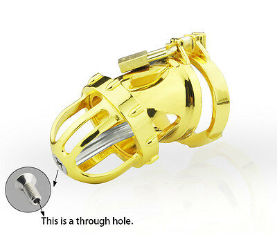 Hot Sale ! New Design Chastity Cage For Male A198