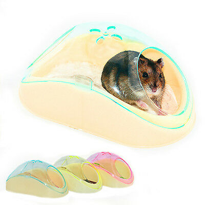 Newly Hamster Mouse Type Bathroom With Bath Sand Shovel Hot Hamster Toy Toilet