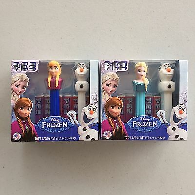 PEZ Frozen Gift Box Sets - New for 2015 - Mint in Boxes