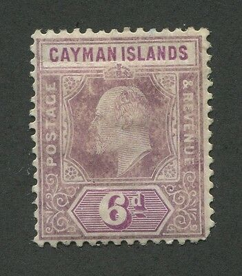 Cayman Islands #26 Mint