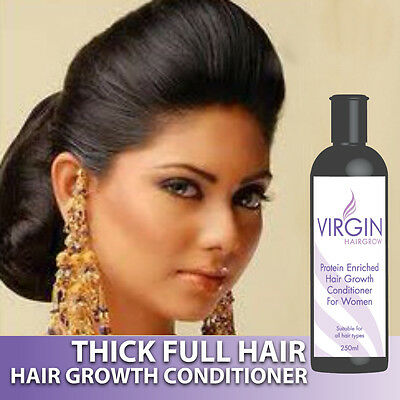 Virgin For Women Hair Loss Conditioning Treatment Cure Hair-Loss Instantly!