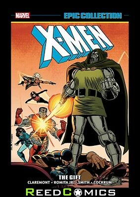 X-MEN EPIC COLLECTION THE GIFT GRAPHIC NOVEL New Paperback