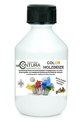 Colorbeize Holzbeize Farbbeize Holzfarbe 15€/L Color Farben Beize Wasserbasis