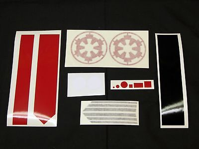 Star Wars AT-AT Pilot Helmet Decals