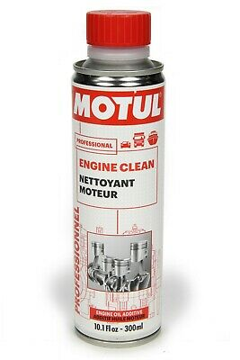 104975 Motul ENGINE CLEAN AUTO Use Before Next Oil Change! (300ml, 10.1 fl.oz.)