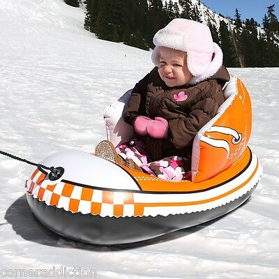 Airhead Infant Snow Shoe Inflatable Pull Snow Sled