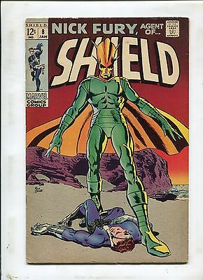 Nick Fury Agent Of Shield #8 ~ (Grade 6.0)WH