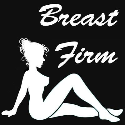 "Powerful Breast Enlargement Pills ""Breast Firm"" by Herbal Health Team, 2 Bottles"