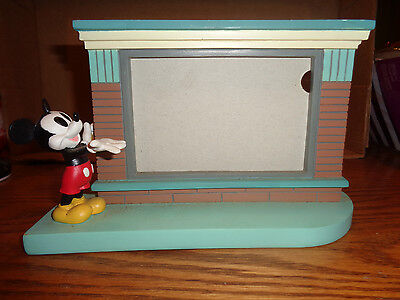 Disney - Mickey Mouse - Picture Frame - Photo Holder
