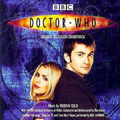 Murray Gold - Doctor Who: Music From Series 1 & 2 [Original Television Soundtrac