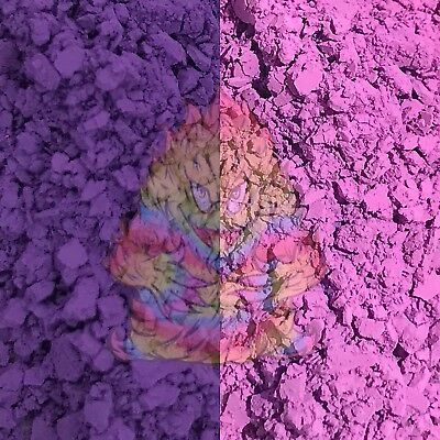 Ultra Thermal Dust - Purple to Magenta Thermochromic Color-Changing heat pigment
