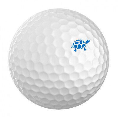 Golf Ball ID Stamp - Turtle - ID your golf ball