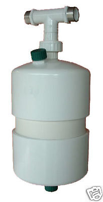 """Add-It fertilizer injector - 2 gallon capacity - 2"""" FPT inlet/outlet"""