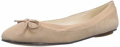 (TG. 36 EU) Buffalo London 207-3562 KID SUEDE, Ballerine chiuse donna, (s3j)