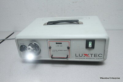 Luxtec  Surgical Vision Xenon Series 9000 Model 9175 009175 Light Source