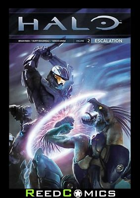 HALO ESCALATION VOLUME 2 GRAPHIC NOVEL New Paperback Collects Issues #7-12