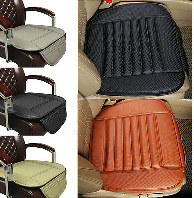 Bamboo Charcoal Universal Car Office Home Garden Chair Seat Cushion Pad Cover