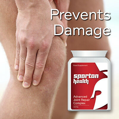 Spartan Health Advanced Joint Repair Complex Pills Improves Muscle Growth