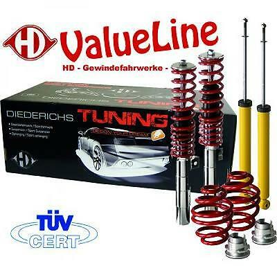 ASSETTO SPORTIVO COMPLETO GHIERA REGOLABILE COILOVER VW GOLF V PLUS 01/05-  diam