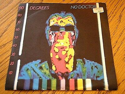"90 Degrees - No Doctor  7"" Vinyl Ps"