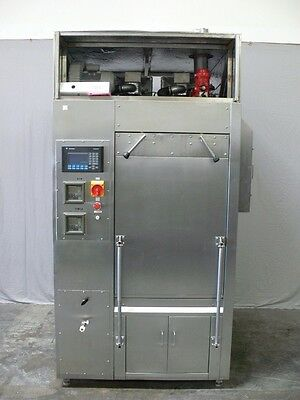 Lancer 1600 P.C.M Stainless  steel Industrial Glass Washer