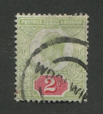 Great Britain #130 Used