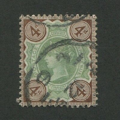 Great Britain #116 Used Vf