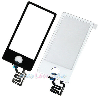 New Digitizer Touch Screen Glass Lens Planel Replacement For iPod Nano 7 7th Gen