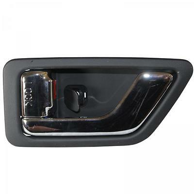 Left Hand Front Rear Inner Door Handle to fit Hyundai Getz Chrome GENUINE