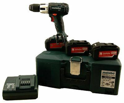 Metabo SB18LT Set inkl. 3x 4,0Ah Li-Ion 602103960