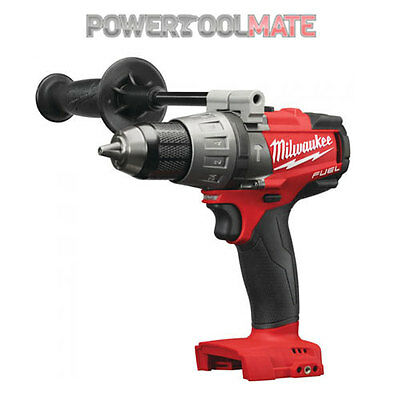 Milwaukee M18FPD-0 18V Li-ion Brushless Fuel 2 Combi Drill - Body Only - Naked