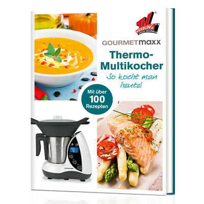 GOURMETmaxx Thermo Multikocher Mix Buch