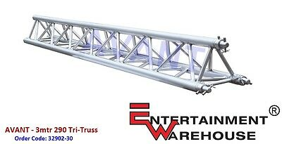 Tri Alloy Truss, 290mm x 3mtr - AVANT 32902-30